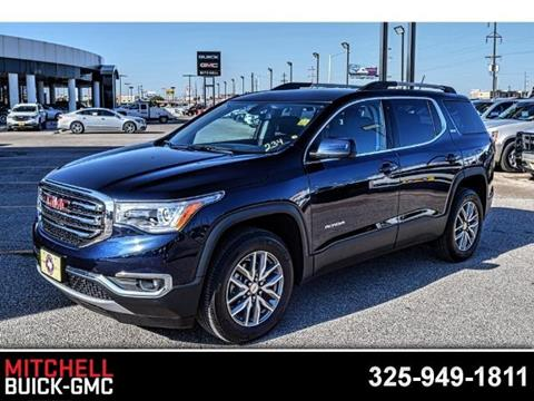 2017 GMC Acadia for sale in San Angelo, TX