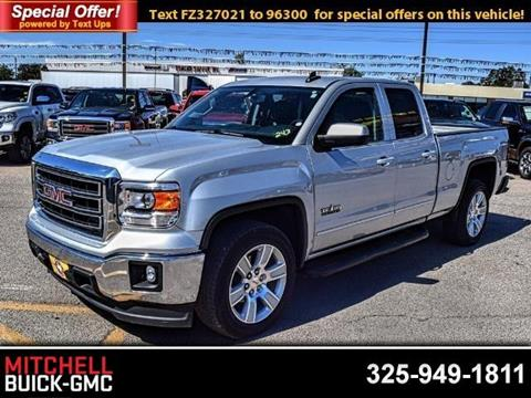 2015 GMC Sierra 1500 for sale in San Angelo, TX