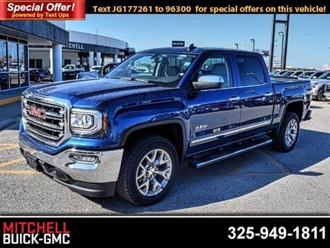 2018 GMC Sierra 1500 for sale in San Angelo, TX