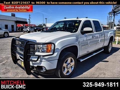 2014 GMC Sierra 2500HD for sale in San Angelo, TX
