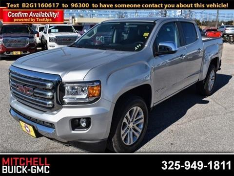 2016 GMC Canyon for sale in San Angelo, TX