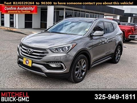 2018 Hyundai Santa Fe Sport for sale in San Angelo, TX