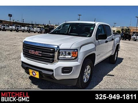 2019 GMC Canyon for sale in San Angelo, TX