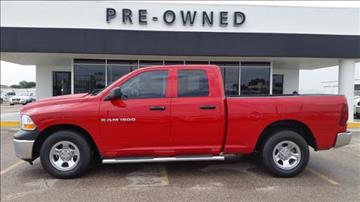 2012 RAM Ram Pickup 1500 for sale in San Angelo, TX