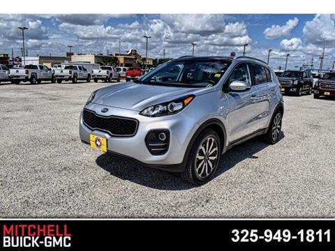 2017 Kia Sportage for sale in San Angelo, TX