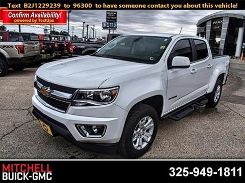 2018 Chevrolet Colorado for sale in San Angelo, TX