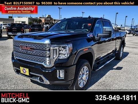 2020 Gmc Sierra 3500hd For Sale In San Angelo Tx