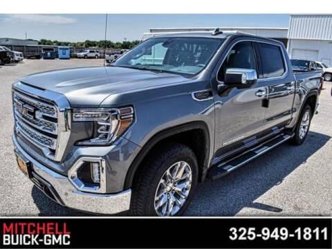 2020 GMC Sierra 1500 for sale at Mitchell Buick Pontiac GMC in San Angelo TX