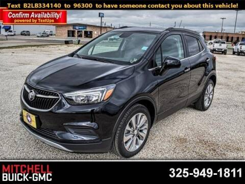 2020 Buick Encore Preferred for sale at Mitchell Buick Pontiac GMC in San Angelo TX