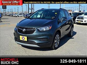 2017 Buick Encore for sale in San Angelo, TX