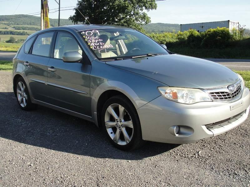 2009 Subaru Impreza for sale at Turnpike Auto Sales LLC in East Springfield NY