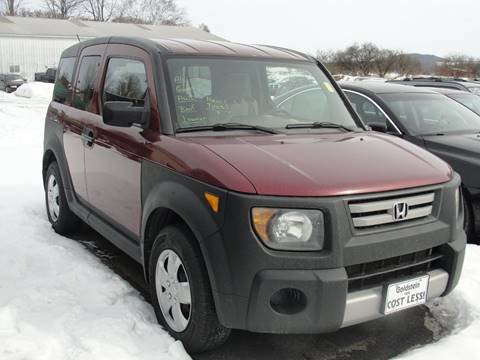 2008 Honda Element for sale in East Springfield, NY