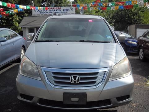 2008 Honda Odyssey for sale in Irvington, NJ