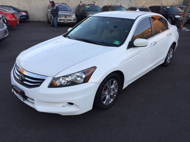 2012 Honda Accord For Sale At Magnum Auto Sales In Irvington NJ
