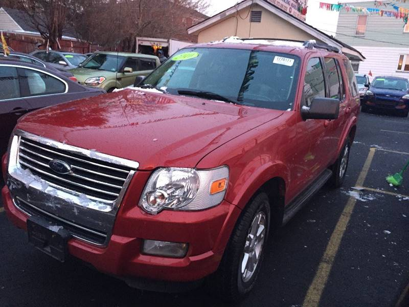2010 ford explorer xlt in irvington nj - magnum auto sales