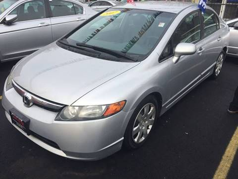 2007 Honda Civic For Sale >> 2007 Honda Civic For Sale In Irvington Nj