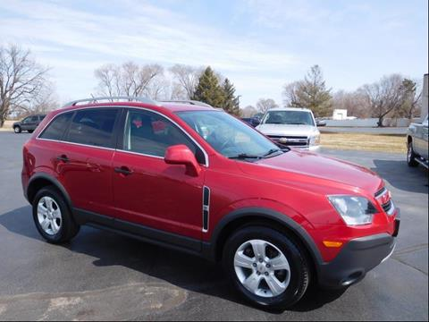 2015 Chevrolet Captiva Sport Fleet for sale in Belvidere, IL