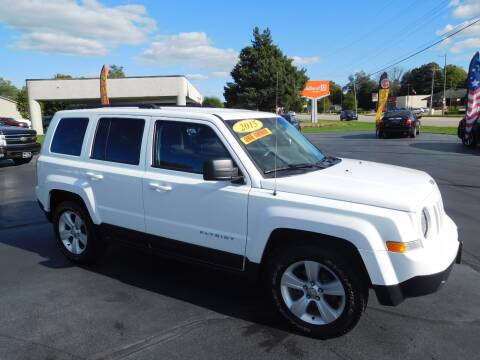 2015 Jeep Patriot for sale at North State Motors in Belvidere IL