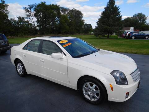 2007 Cadillac CTS for sale at North State Motors in Belvidere IL