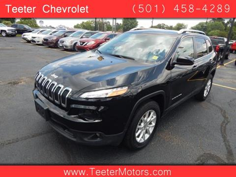 Jeep for sale in malvern ar for Teeter motors malvern ar