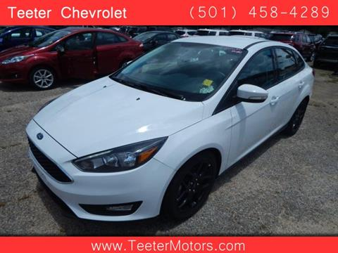 2016 Ford Focus for sale in Malvern, AR