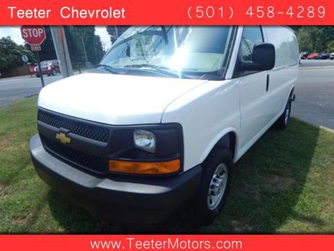 2017 Chevrolet Express Cargo for sale in Malvern, AR