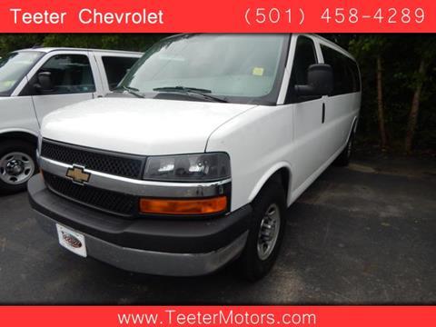 2016 Chevrolet Express Passenger for sale in Malvern, AR