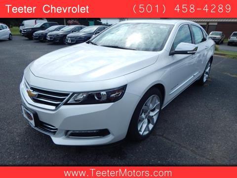 2018 Chevrolet Impala for sale in Malvern, AR