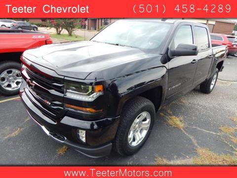 2018 Chevrolet Silverado 1500 for sale in Malvern, AR