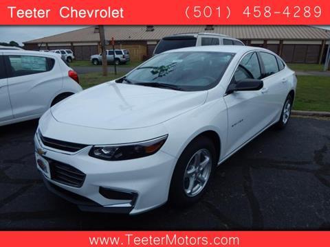 2018 Chevrolet Malibu for sale in Malvern, AR