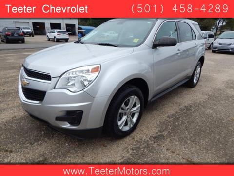 2010 Chevrolet Equinox for sale in Malvern, AR