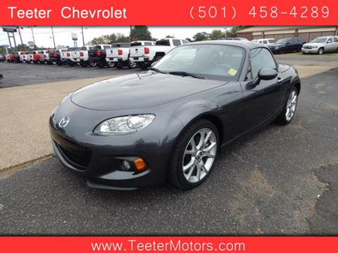 2014 Mazda MX-5 Miata for sale in Malvern, AR