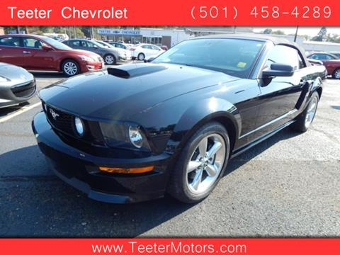 2007 Ford Mustang for sale in Malvern, AR