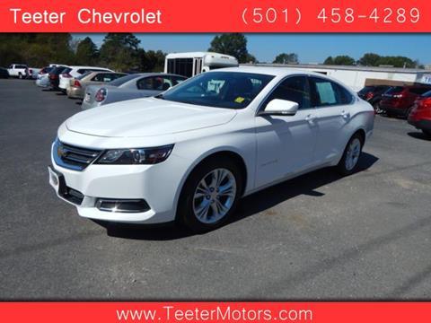 2014 Chevrolet Impala for sale in Malvern, AR