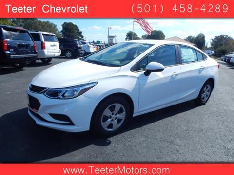 2018 Chevrolet Cruze for sale in Malvern, AR