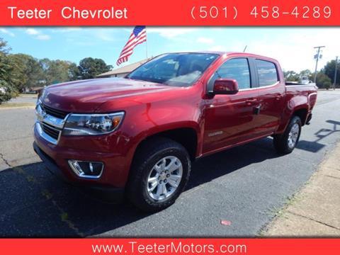 2018 Chevrolet Colorado for sale in Malvern, AR