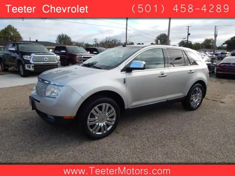 2010 Lincoln MKX for sale in Malvern, AR