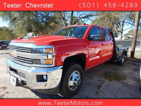 2017 Chevrolet Silverado 3500HD CC for sale in Malvern, AR