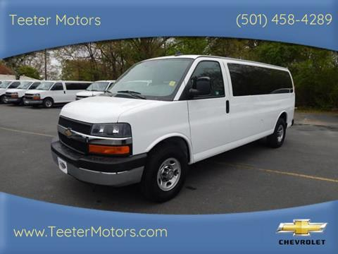 2017 Chevrolet Express Passenger for sale in Malvern, AR
