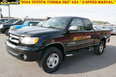 2004 Toyota Tundra for sale in Fredericksburg, VA