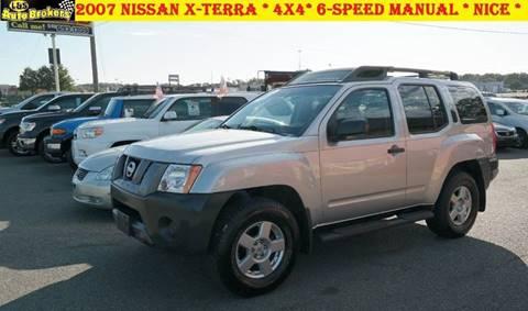 2007 Nissan Xterra for sale in Fredericksburg, VA