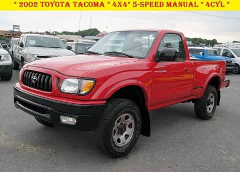 2002 Toyota Tacoma for sale in Fredericksburg, VA