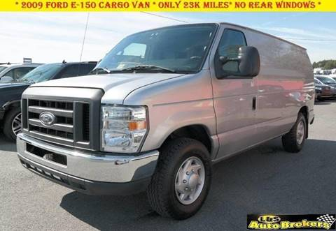 2009 Ford E-Series Cargo for sale at L & S AUTO BROKERS in Fredericksburg VA
