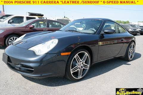 2004 Porsche 911 Carrera for sale at L & S AUTO BROKERS in Fredericksburg VA