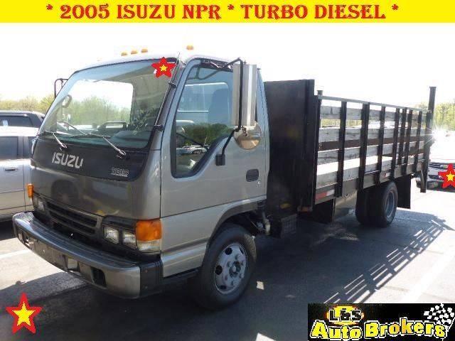 2005 Isuzu Npr Turbo Diesel In Fredericksburg VA - L & S