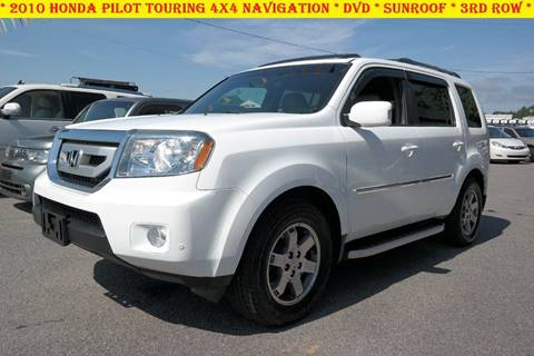 2010 Honda Pilot for sale at L & S AUTO BROKERS in Fredericksburg VA
