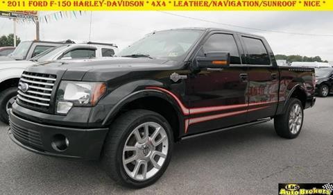 2011 Ford F-150 for sale at L & S AUTO BROKERS in Fredericksburg VA