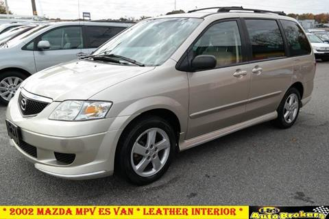 2002 Mazda MPV for sale at L & S AUTO BROKERS in Fredericksburg VA