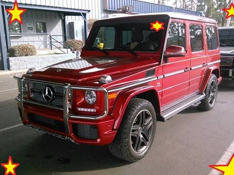 2018 Mercedes-Benz G-Class for sale at L & S AUTO BROKERS in Fredericksburg VA