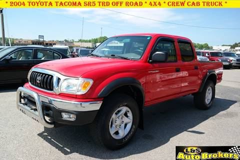 2004 Toyota Tacoma for sale at L & S AUTO BROKERS in Fredericksburg VA